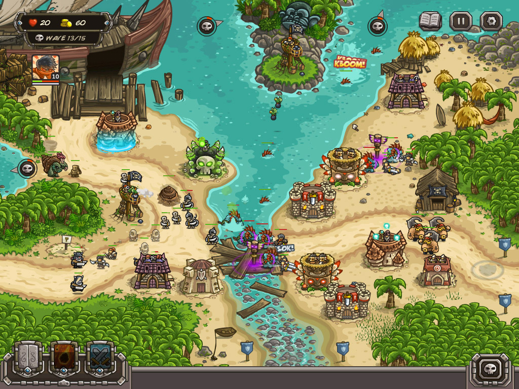 kingdom rush multiplayer